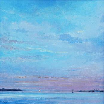 West Yarmouth Sunset by Linda Puiatti