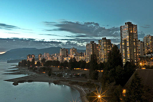 Westend Vancouver by Brian Chase