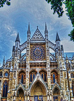 Westminster Abbey - North Transept by Skye Ryan-Evans