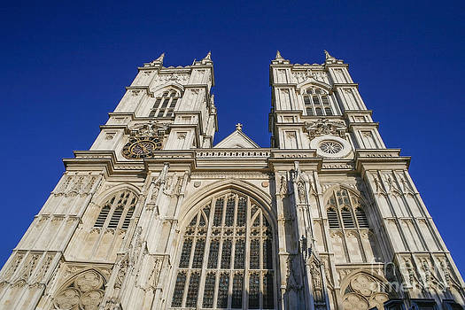 Patricia Hofmeester - Westminster Abbey