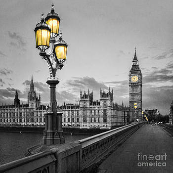 Westminster Morning by Colin and Linda McKie