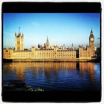 Westminster Reflections by Maeve O Connell