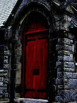 Daryl Macintyre - Wet Doorway