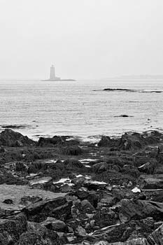 Steven Ralser - Whaleback Light House - Fort Foster - Maine