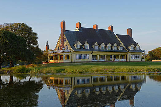 Whalehead Club by Jamie Pattison