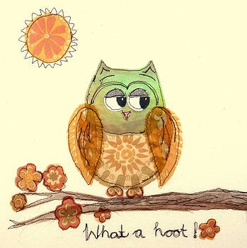 What a hoot by Hazel Millington