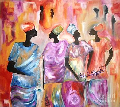 What dey go on by Ro-Dela Kwami Kpodo Eglu