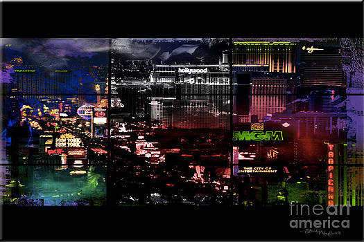 What Happens in VEGAS... by Christine Mayfield