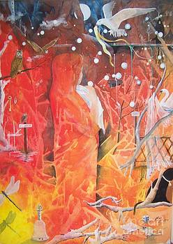 What Will Be by Jackie Mueller-Jones