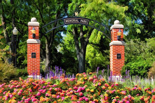 Christopher Arndt - Wheaton Memorial Park