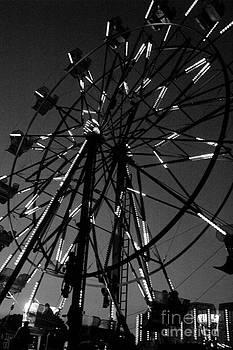 Wheel in the Sky by Trish Hale