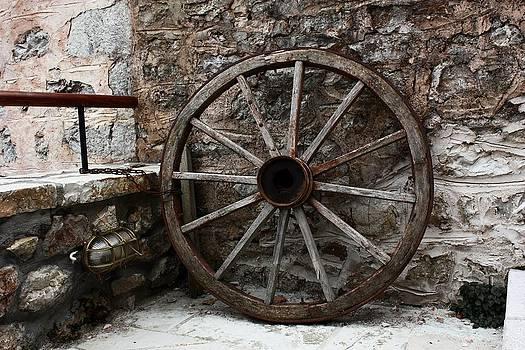 Wheel Of Time by Dimitris Lillis