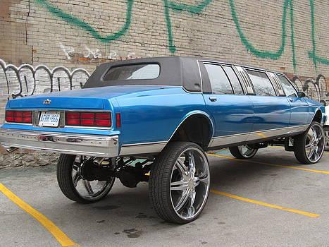 Alfred Ng - wheels envy