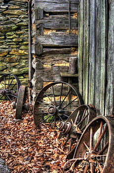 Wheels of Time by Benanne Stiens