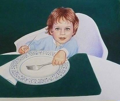 When is dinner by Constance DRESCHER