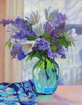 When Lilacs Bloomed by Bonnie Mason