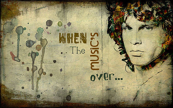 When The Music's Over... by Marie  Gale