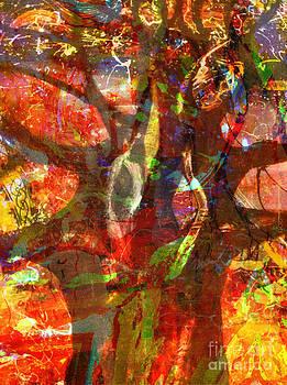 When Trees Dance by Fania Simon
