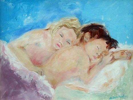 Where Dreams Take Us by Susan Hanlon