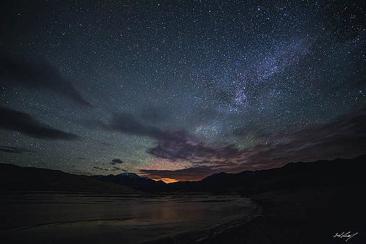 Where Earth And Stars Collide by Zach Connor