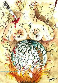 Where Is Peace??? by Mohan Kumar