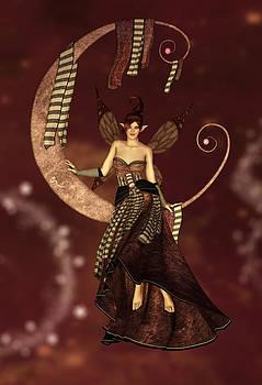 Liam Liberty - Whimsical Moon Fairy