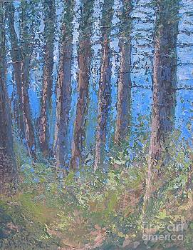 Whispering Pines by Beverly Belanger