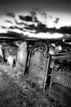 Whitby Graves by Tony Partington