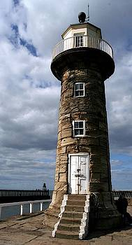 Whitby Lighthouse by Olde Time  Mercantile