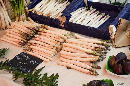 Allen Sheffield - White Asparagus