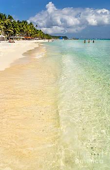 Adrian Evans - White Beach Boracay