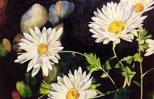 White Elegance by Shagufta Mehdi