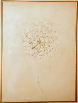 White Flower 1969 by James Howard