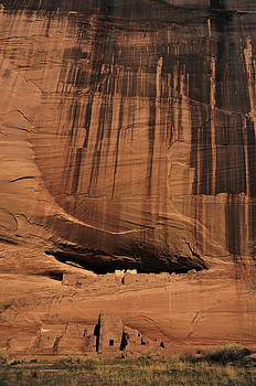 White House Ruins Canyon DeChelley by David Marr