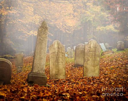 Sonja Quintero - White Mountain Cemetery