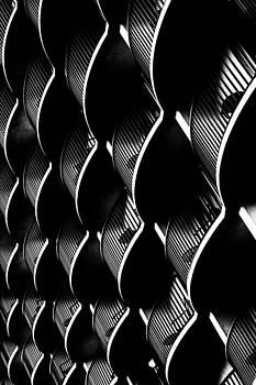White on Black by Edward Khutoretskiy