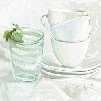 White on White by Linda Minkowski