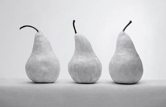 White Pears by Krasimir Tolev