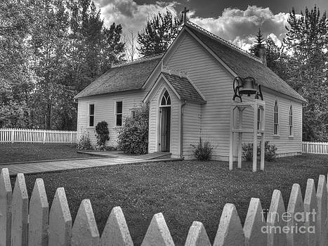 Darcy Michaelchuk - White Picket Fence Church