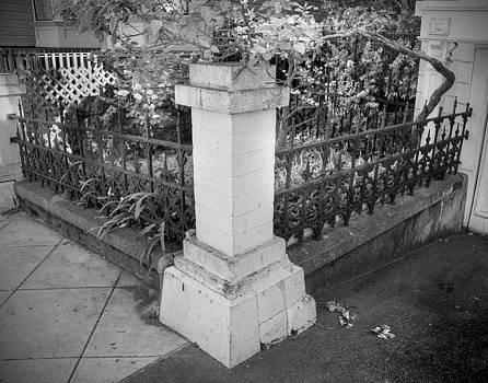 White Pillar by Lauren Steinhauer