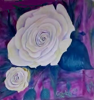 White Rose by Cathy Long
