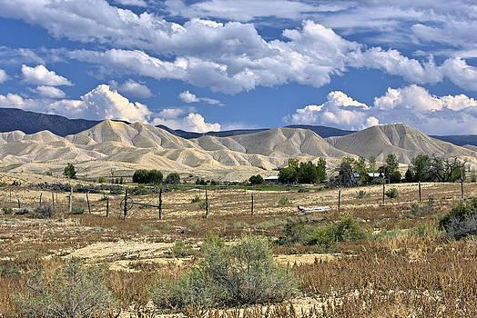 James Steele - White Sand Hills Montrose Colorado