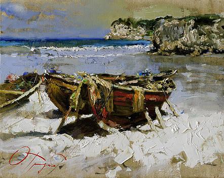 White Sand by Oleg Trofimoff