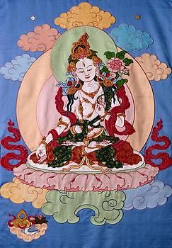 White Tara by Leslie Rinchen-Wongmo