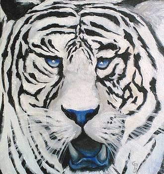 White Tiger by Christine Maeda