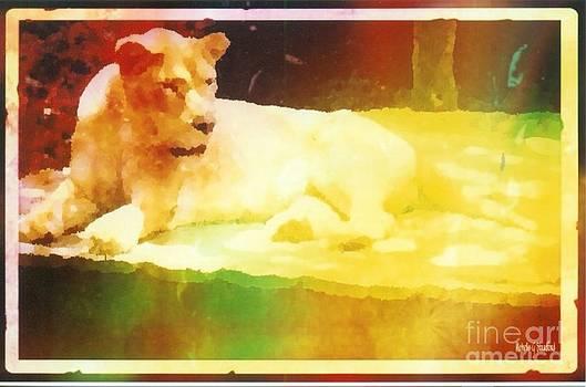 White Tiger  by Michelle Stradford