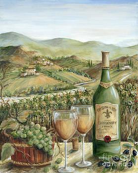 White Wine Lovers by Marilyn Dunlap