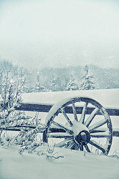 White Winter Country by Michael Huddleston