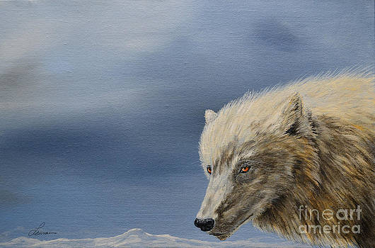 White Wolf3 by Laurianna Taylor