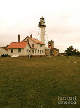 Whitefish Point by Rob and Morgan Tuisku